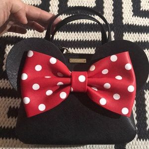 Kate spade * Disney Minnie Mouse limited edition